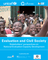 Evaluation and Civil Society