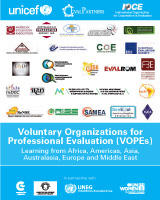 Voluntary Organizations for Professional Evaluation (VOPEs)