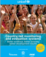 Country-led monitoring and evaluation systems